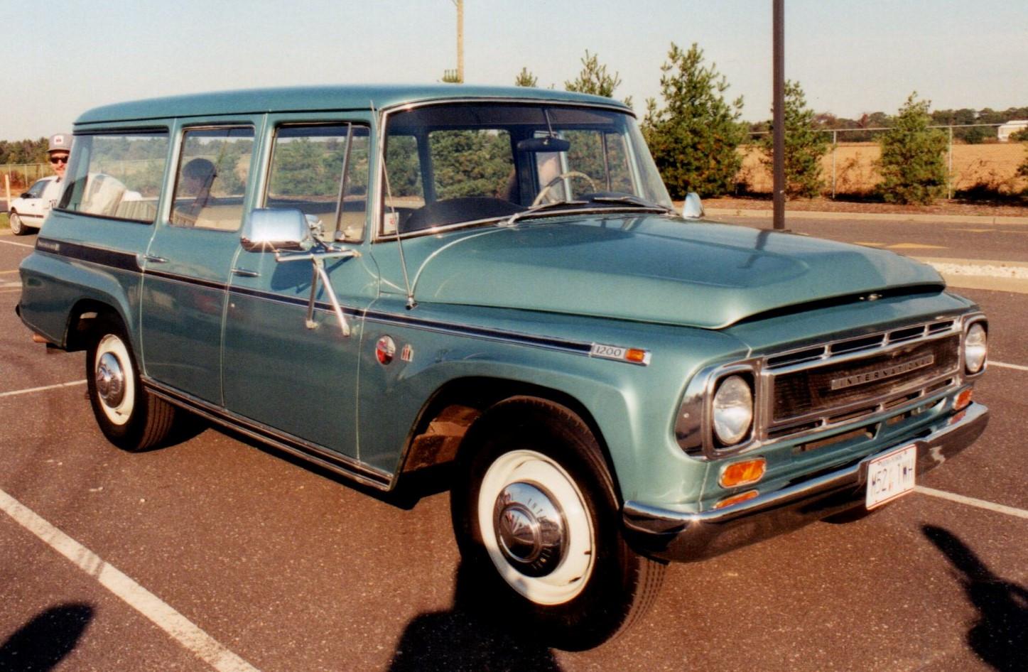 1968 International - Owner unknown