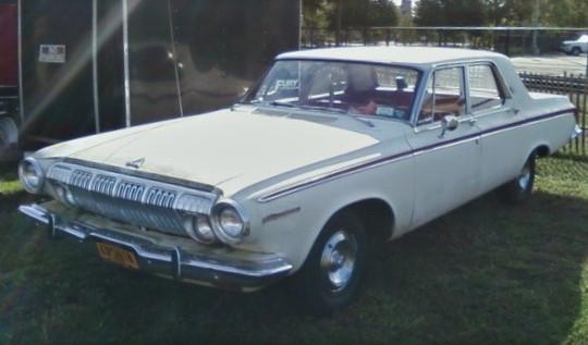 Ed McKernan's 1963 Dodge 440 sedan