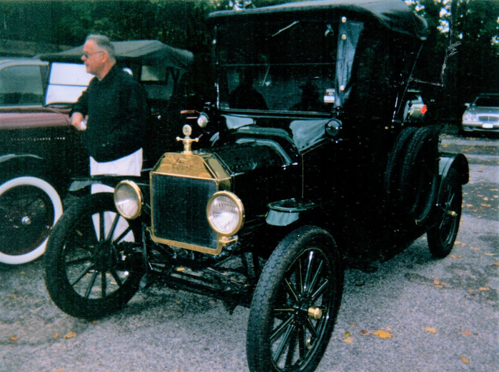 1916 Ford Model T - Tony Guarnaschelli