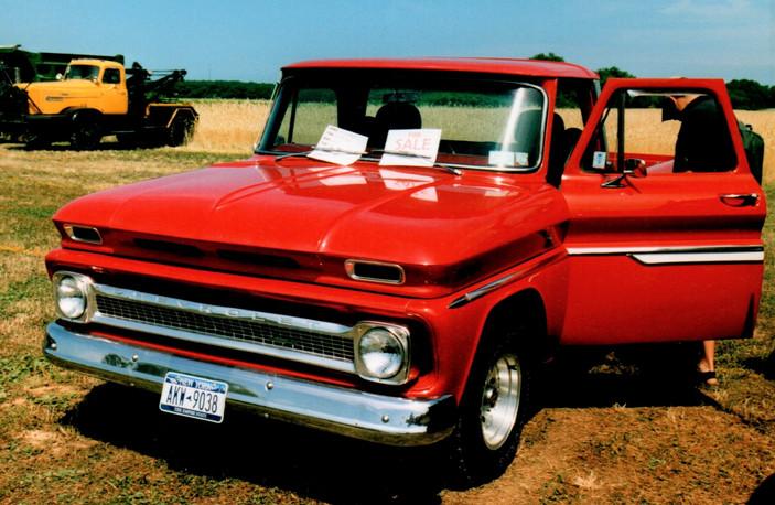 1966 Chevrolet pickup
