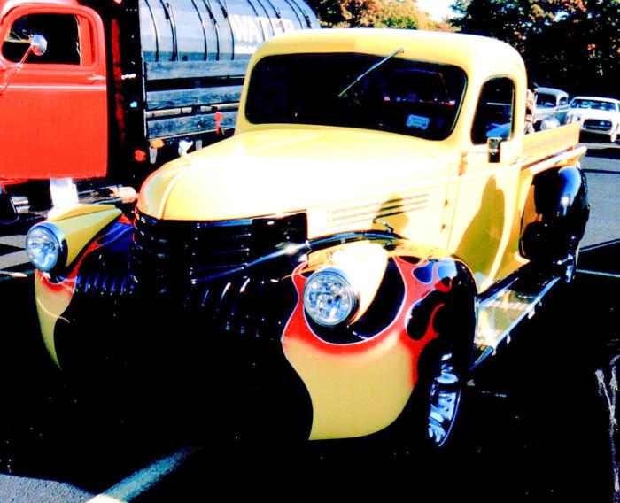 Robert Ross' 1946 Chevrolet pickup
