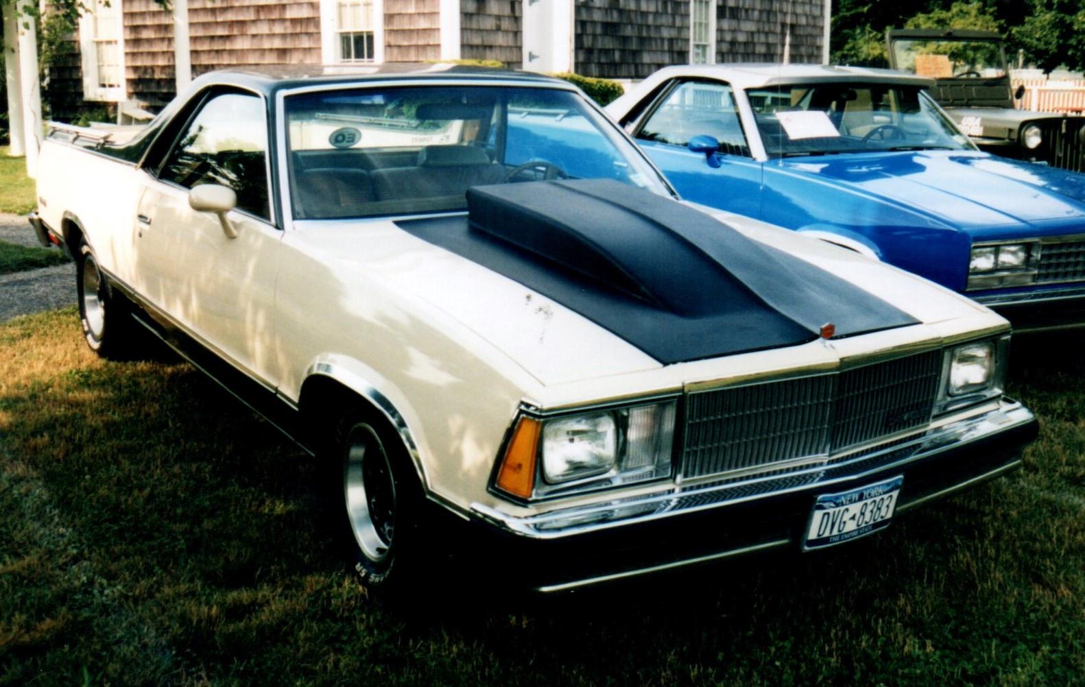 1980 Chevrolet ElCamino - Matt Ravenhall