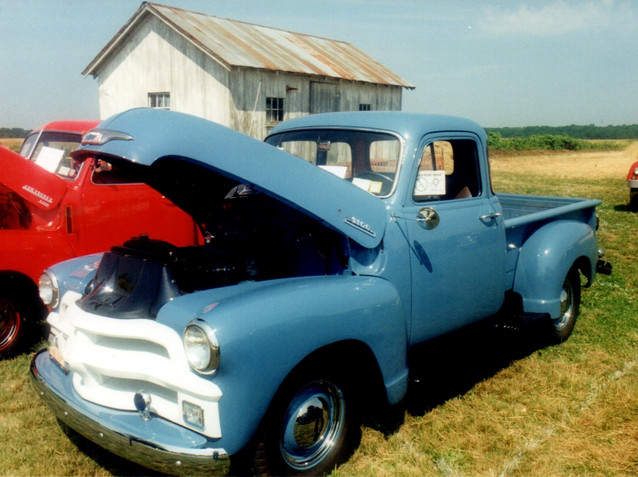 1955 Chevrolet 3100 pickup 1st series