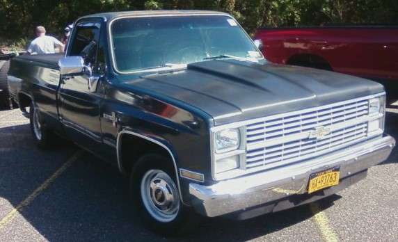 1983 Chevrolet C-10 pickup