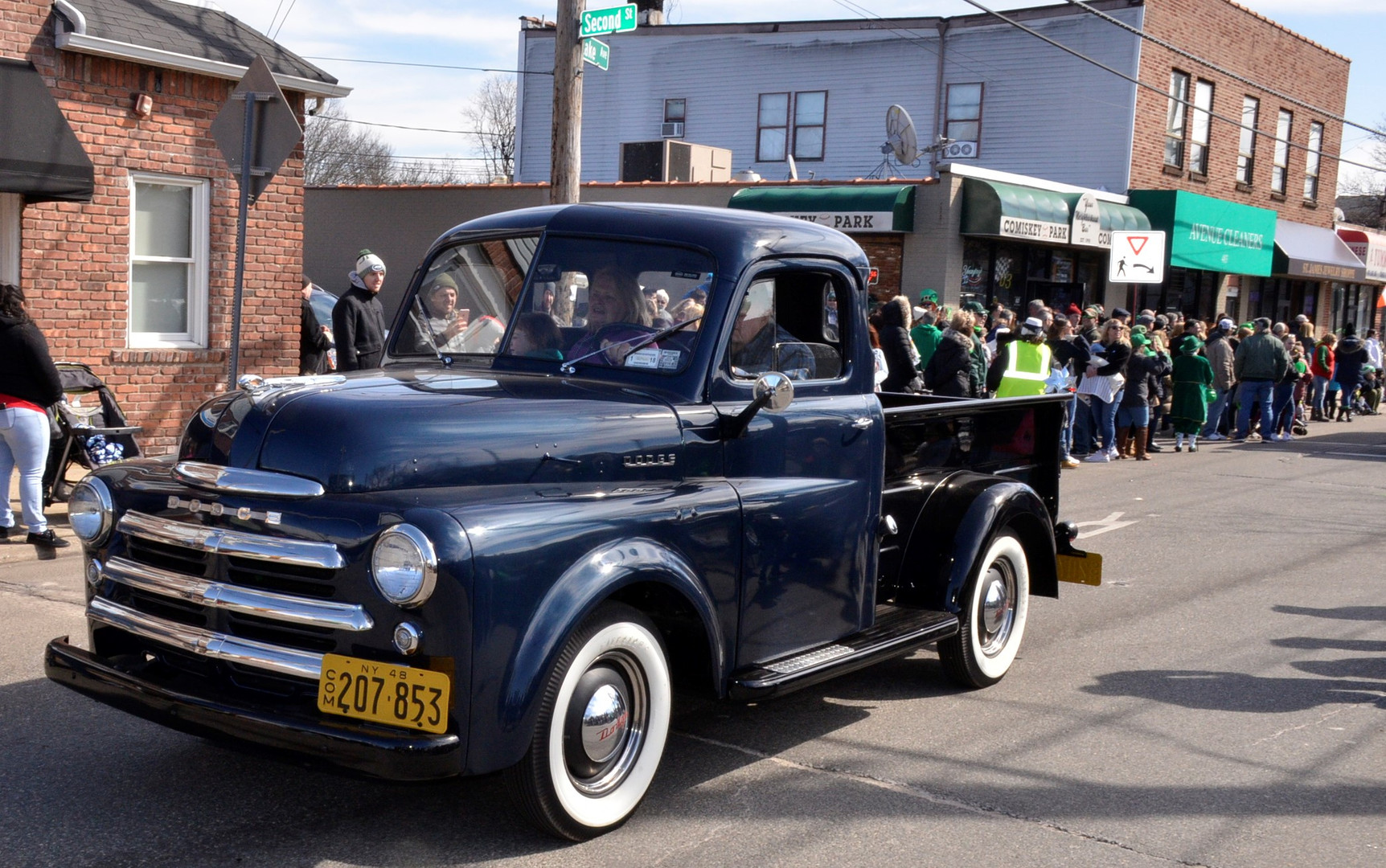 1949 Dodge pickup - Robert Mayer