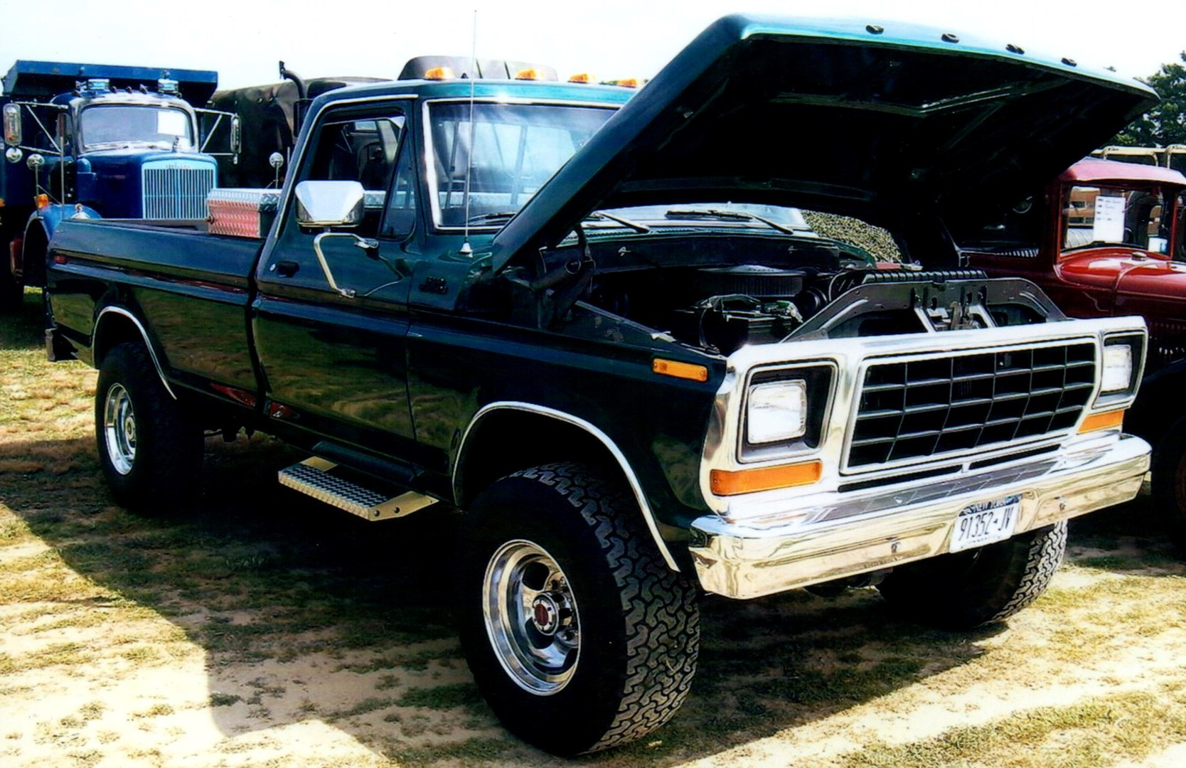1979 Ford F-350 pickup - Chester Dlugolecki