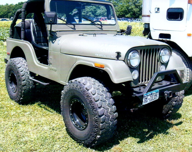1977 AMC Jeep