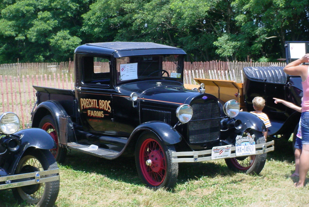 1930 Ford Model A pickup - John Prechtl