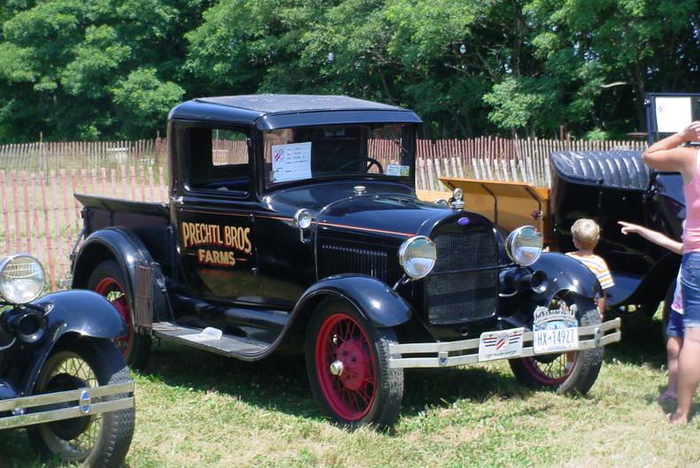 John Prechtl's 1929 Ford Model A pickup
