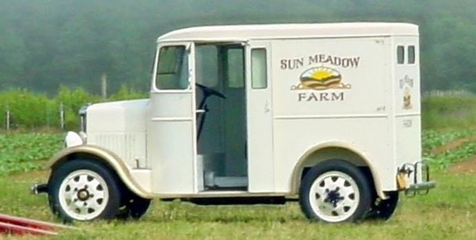 1937 Divco SF delivery - John Rienzo Jr.