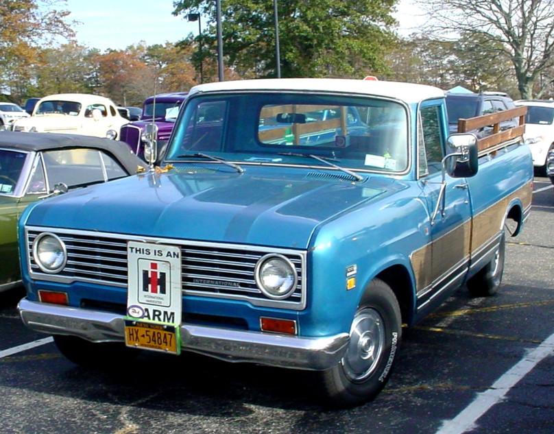 1972 International pickup