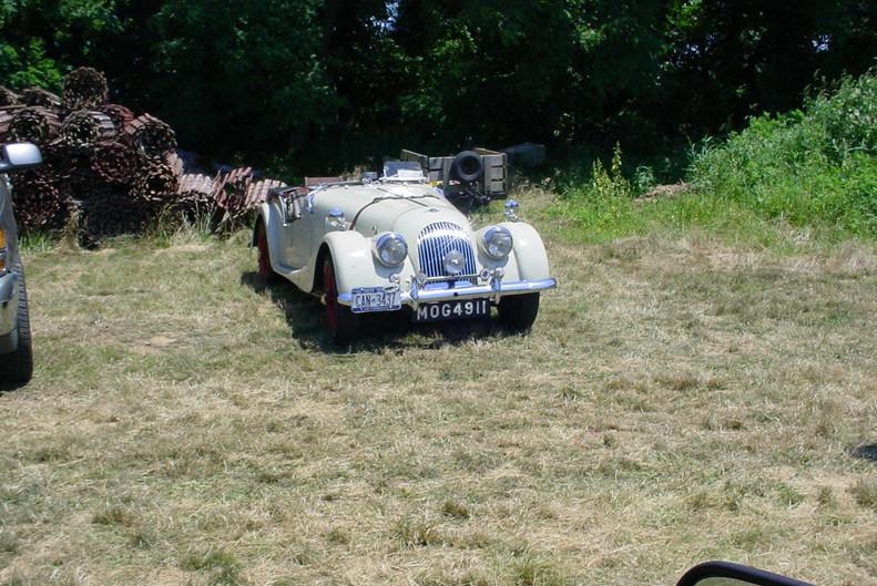 1961 Morgan +4 tourer