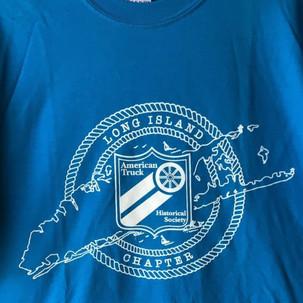Chapter T-shirt (Old Logo) Remaining Adult Size  2-Medium - $2.00ea.