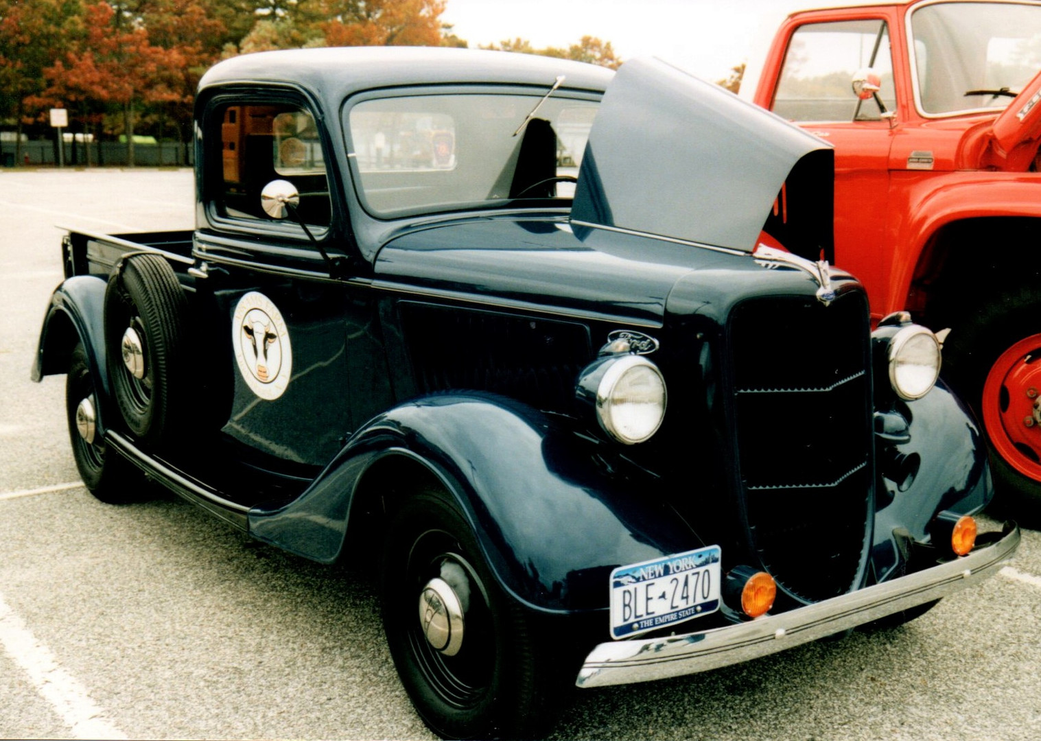 1936 Ford - Floyd Chivvis