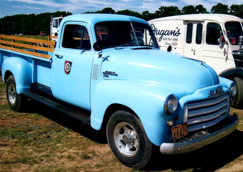 1953 GMC 9430 pickup