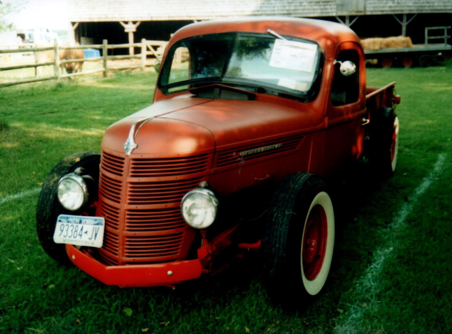 1940 International D-30 pickup