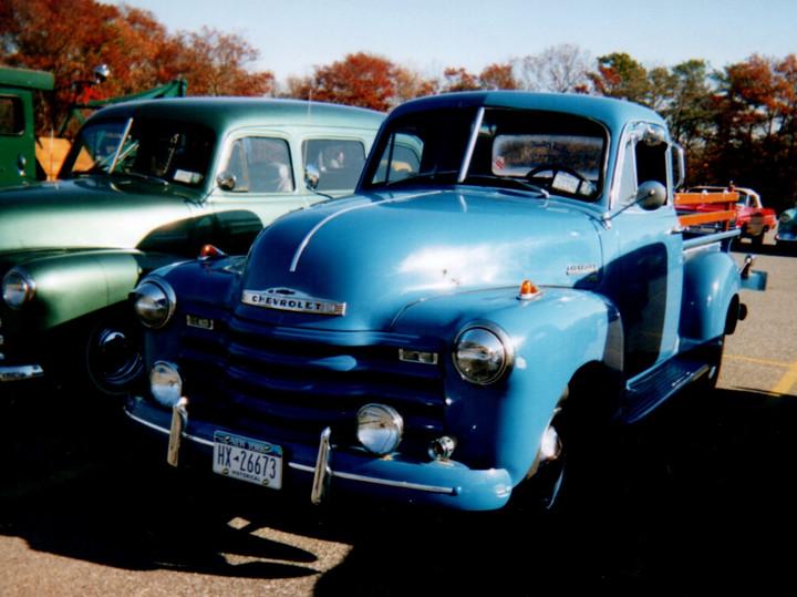 Ralph Lombardo's 1951 Chevrolet pickup