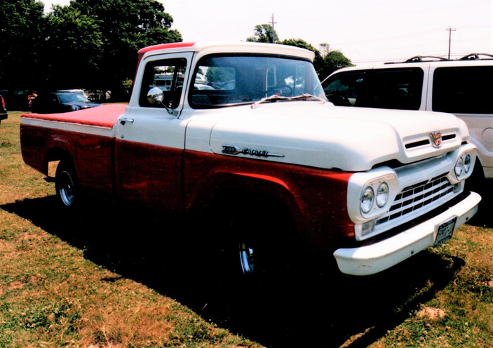1960 Ford pickup