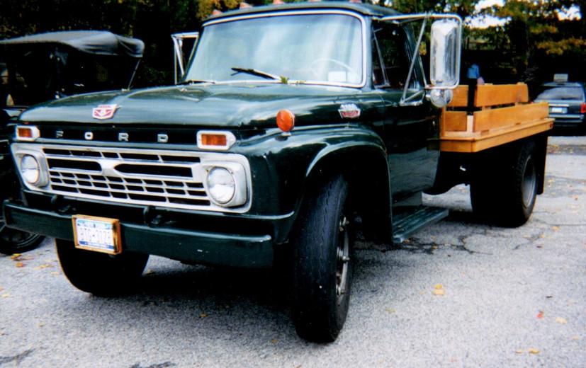 1966 Ford - Craig Kenda