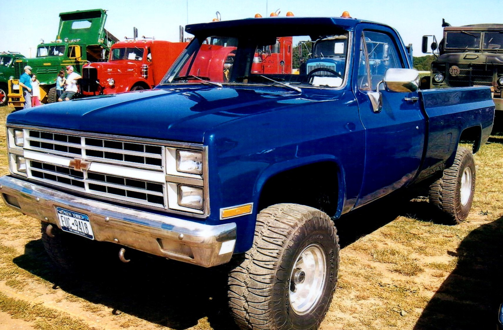 1981 Chevrolet pickup