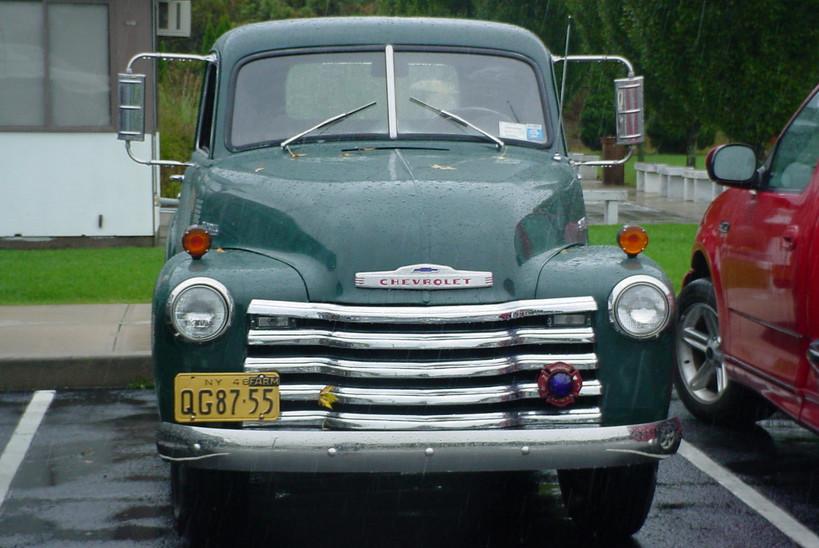 Jude Petroski's 1948 Chevrolet Thriftmaster pickup