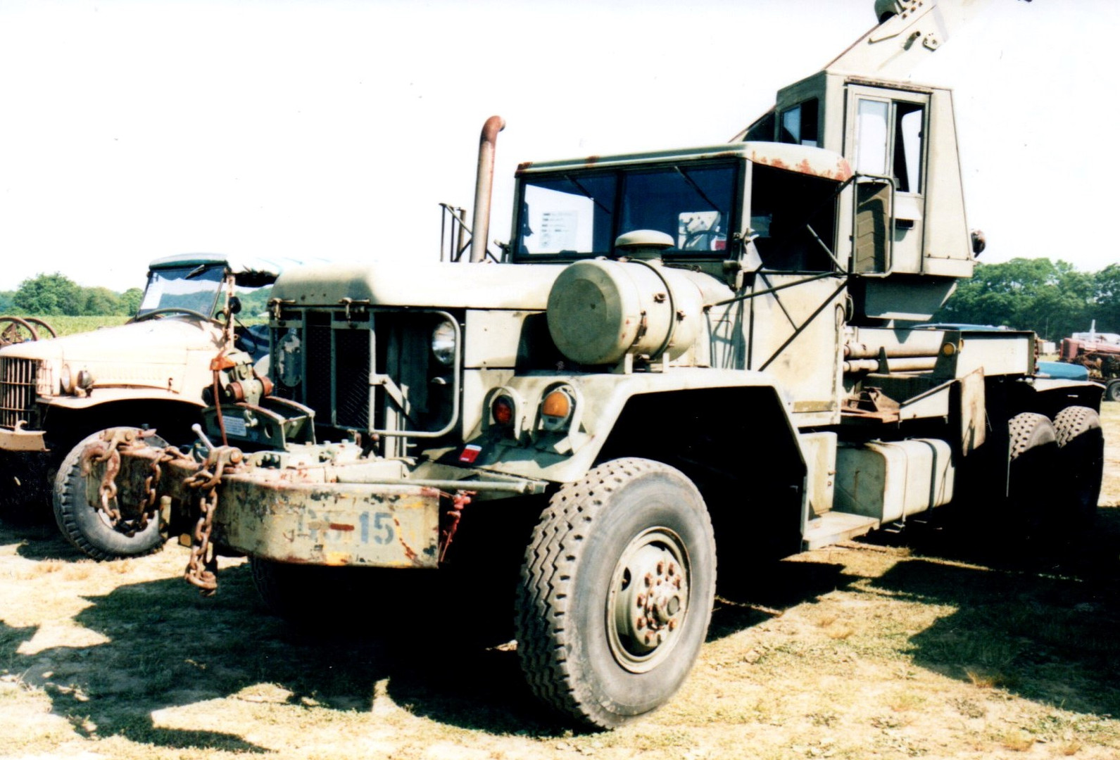 1971 AM General M819 tractor-wrecker - Robert Viscardi