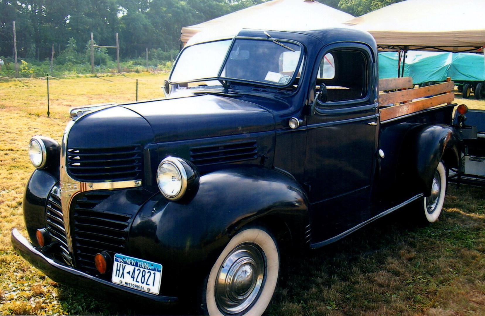 1941 Dodge WC pickup - Seth Allan