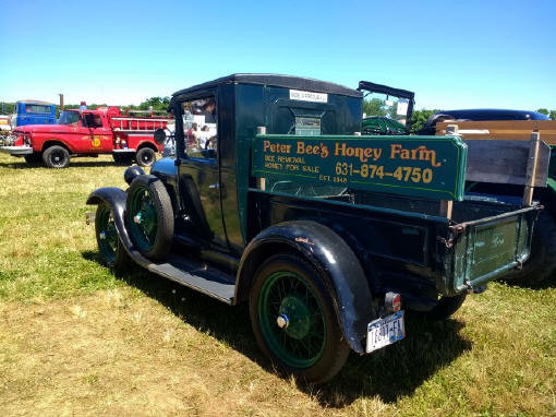 1929 Ford pickup - Peter Bizzoso