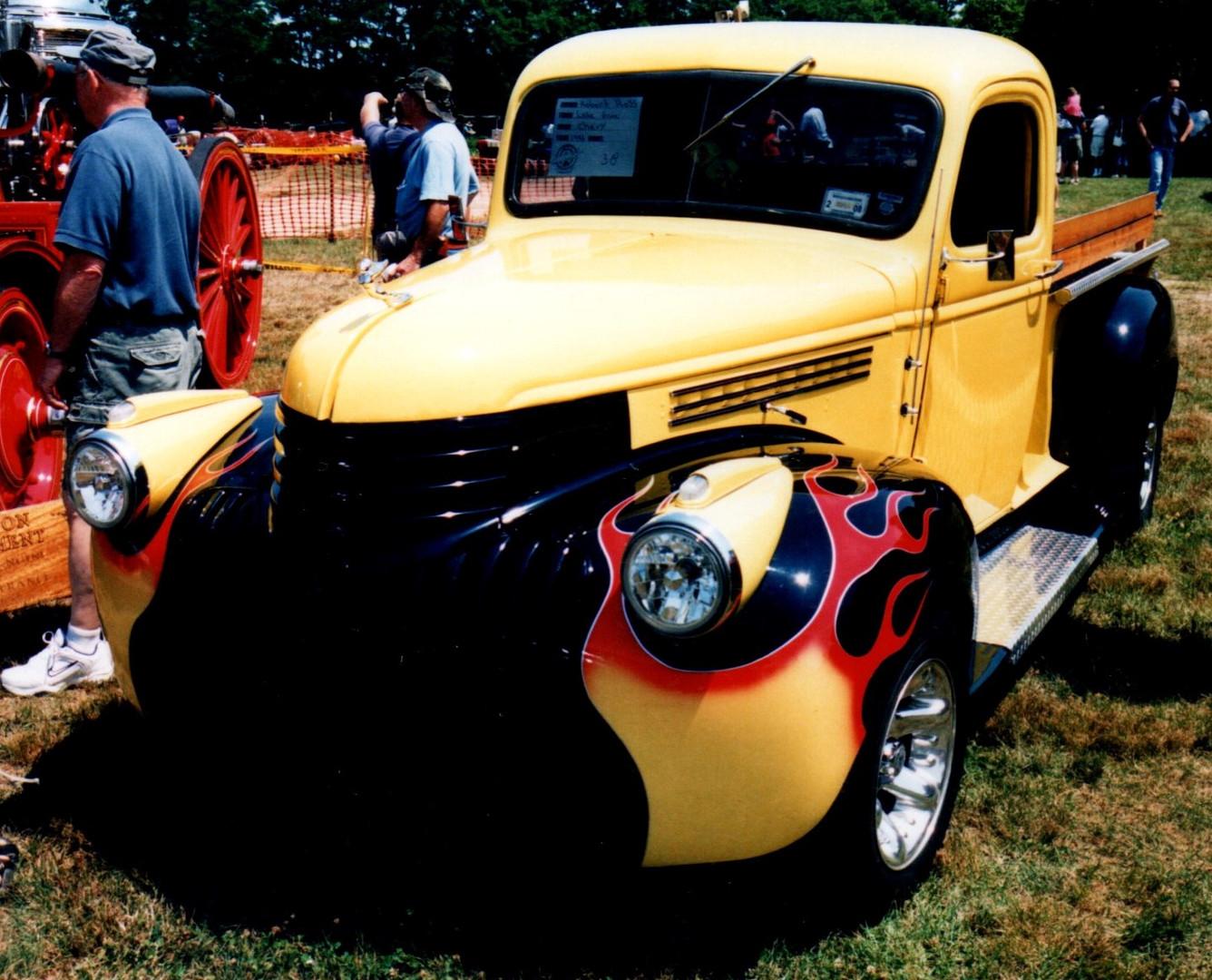 1946 Chevrolet pickup - Bob Ross