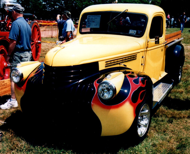 1946 Chevrolet pickup - Bob Ross