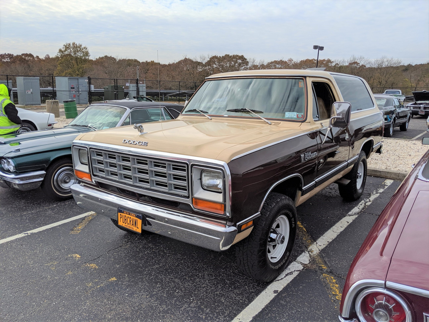 Rob Curley's 1982 Dodge Ramcharger