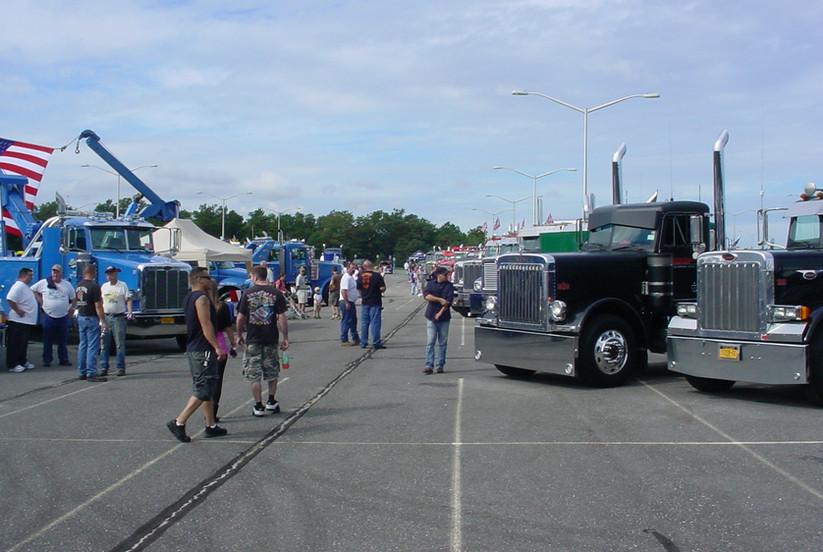 More big rigs