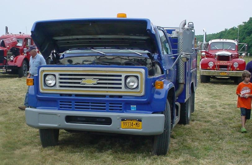 1986 Chevrolet C-60 utility