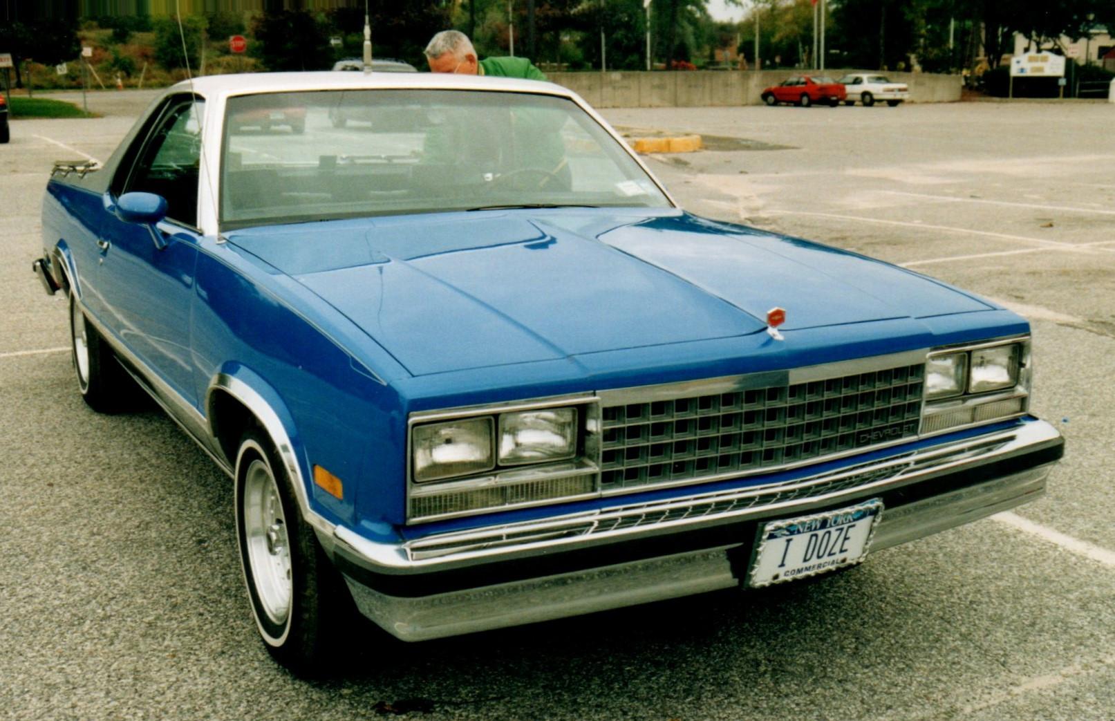 1985 Chevrolet - Carl Cardo