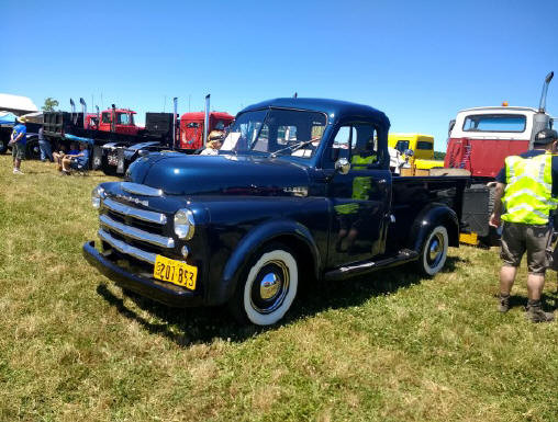 1949 Dodge pickup - Bob Mayer