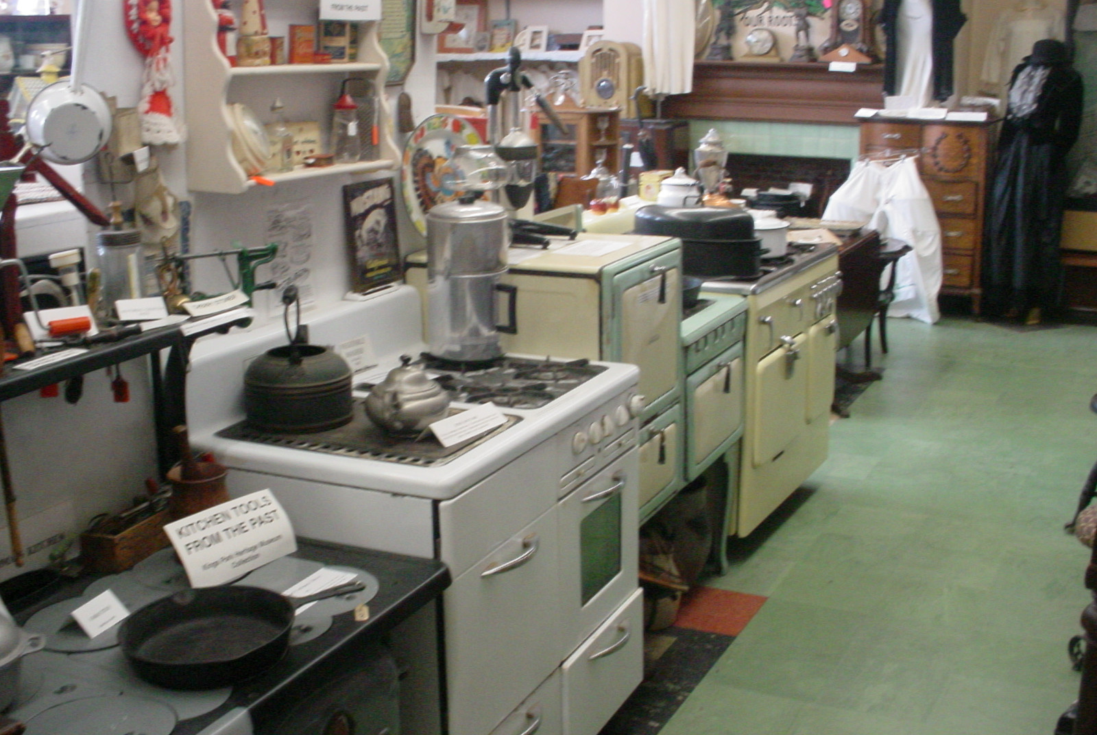 Early Household Appliances