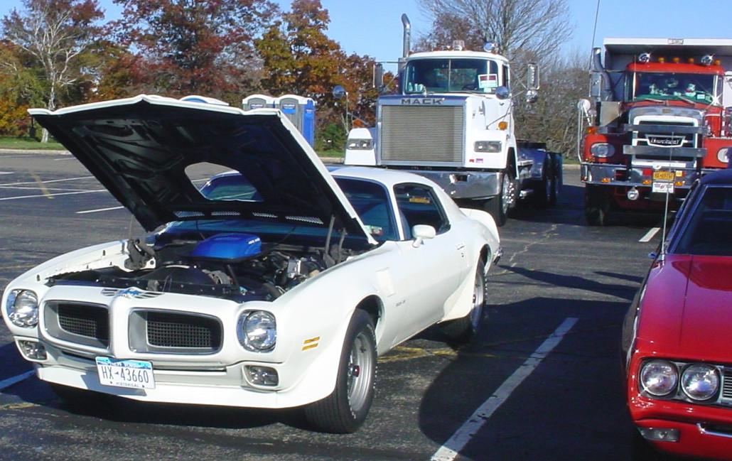 Pontiac Firebird & member's trucks