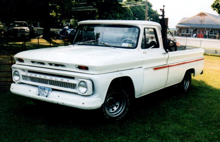 1964-66 Chevrolet pickup