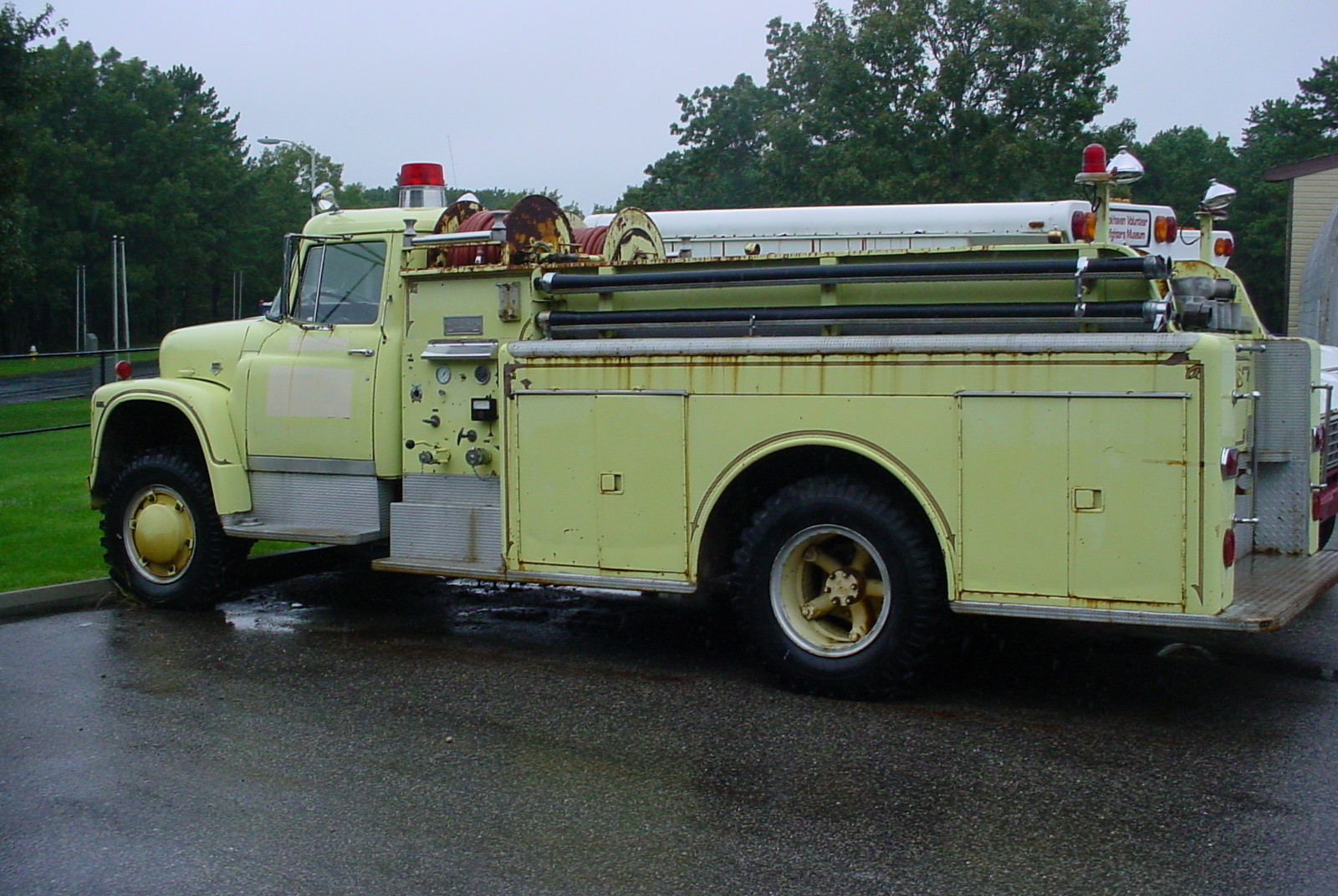 Former Brookhaven National Lab International pumper