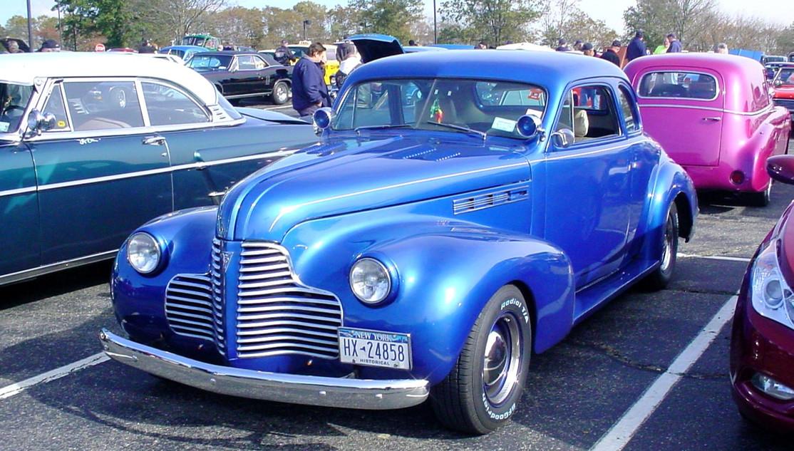 1941 Chevrolet street rod
