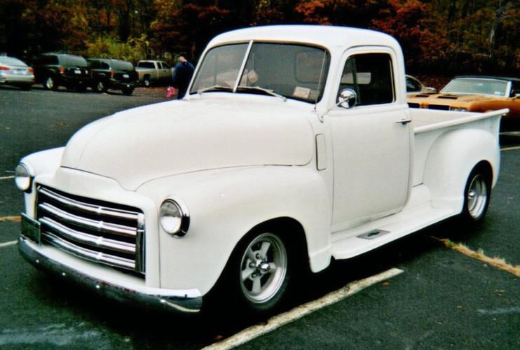 1948-50 GMC pickup
