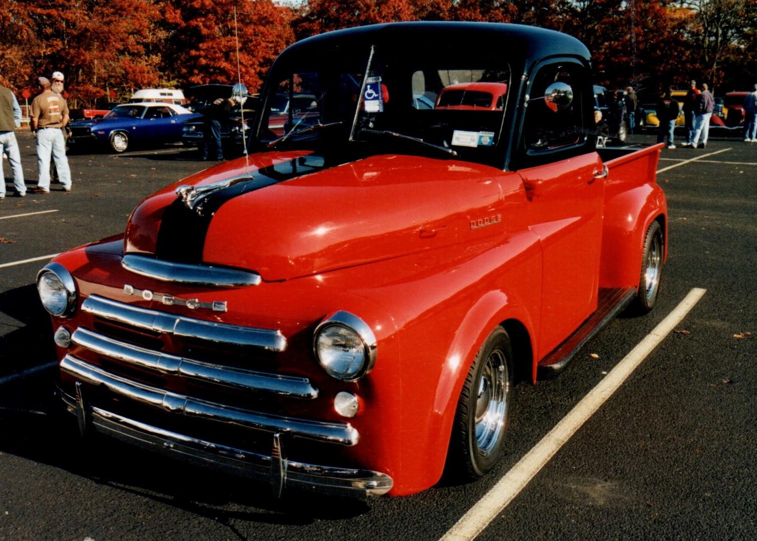 1948-49 Dodge pickup