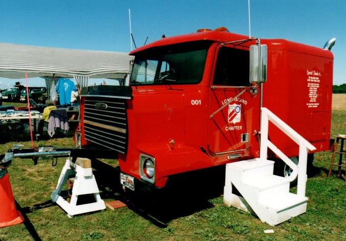 Chapter's truck simulator