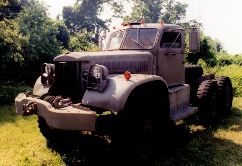 1945 Diamond T - Ron Bush