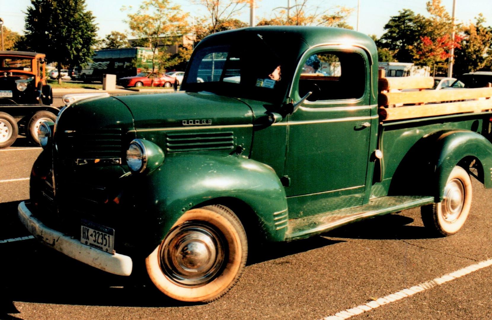 1941 Dodge - Michael Bladykas
