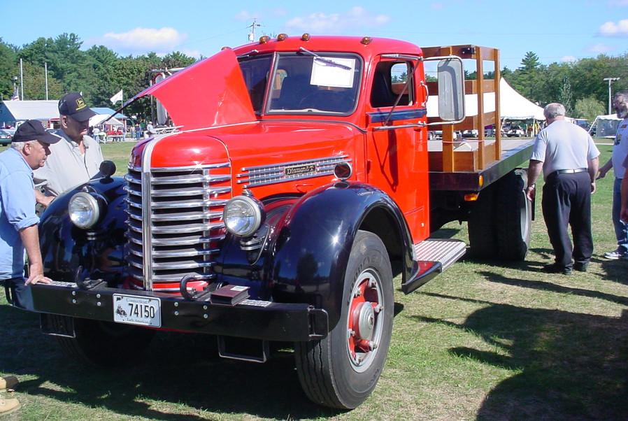 1939 Diamond T flatbed