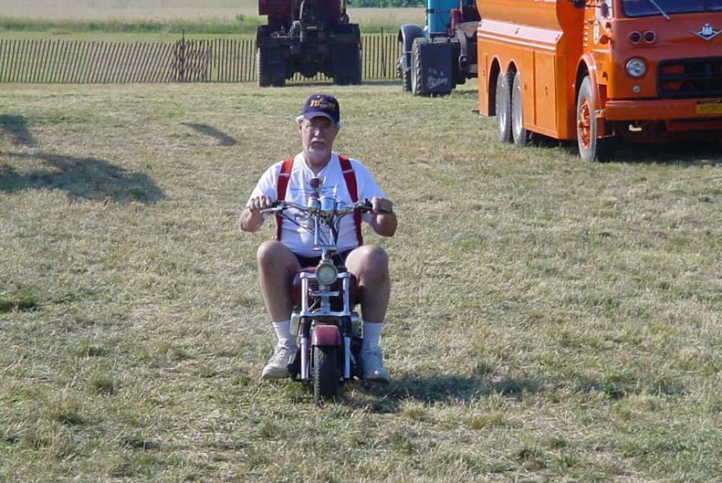 Bob Fraser the Eazy Rider