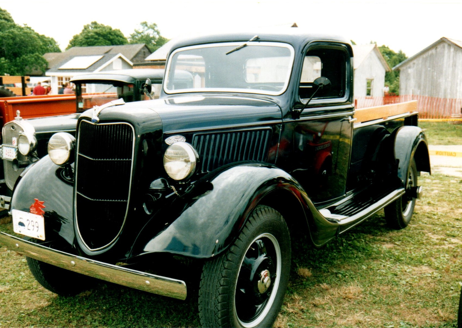 1936 Ford pickup from Rhode Island
