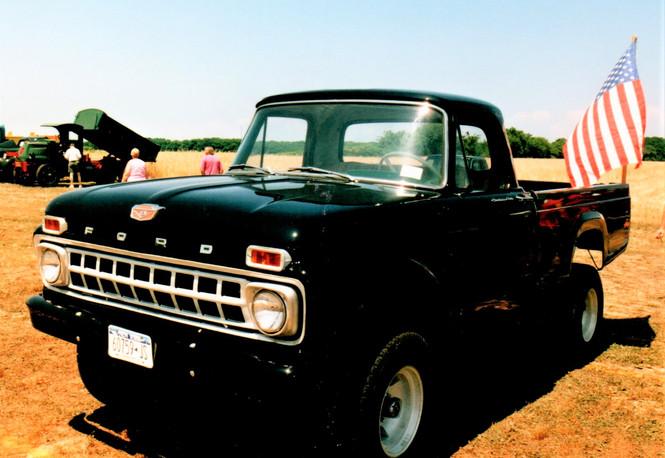 1965 Ford pickup - Mark Ryckman