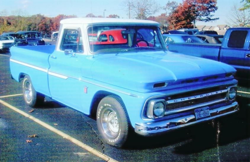 1962-66 Chevrolet pickup